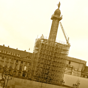 Chaumet obelisque