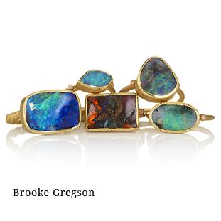 Selection bagues Brooke Gregson