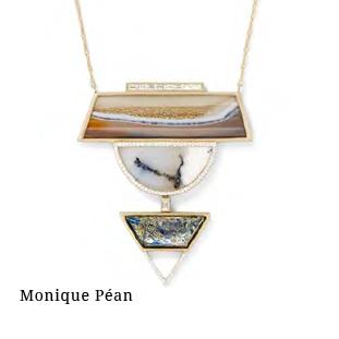 Monique Pean création bijou