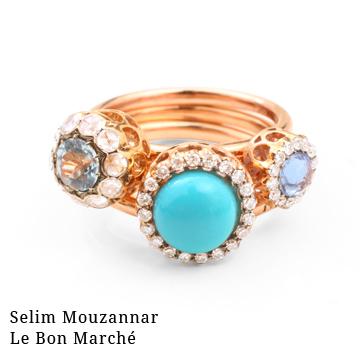 MY FAV selimmouzannar turquoises2