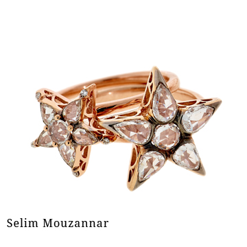 bijou création Selim Mouzannar