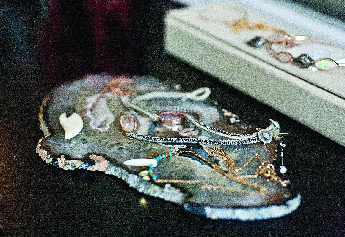 objets obscurs bijoux