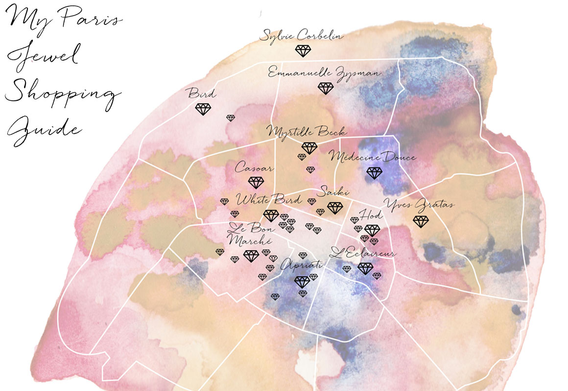 Adresses & Destinations Shopping Paris