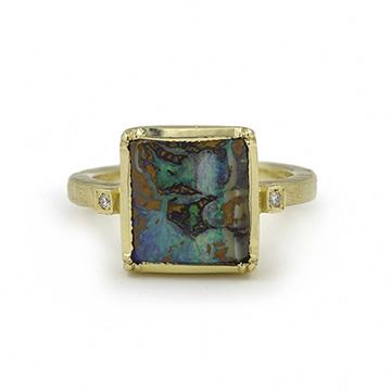 bague-verte-opale