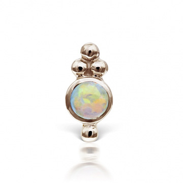 boucle-opale-ronde